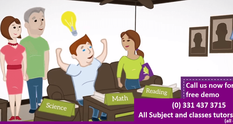 Home Tutor in Lahore